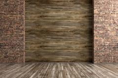 Stěna z cihel