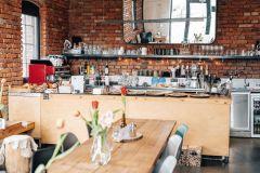 Kdysi kovárna nyní kavárna