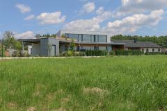 Pasivní rodinný dům u Českých Budějovic