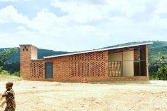 Prototype Village House, Kigali, Rwanda (© Rafi Segal, Monica Hutton, Andrew Brose)