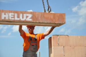 HELUZ pomáhá stavebníkům